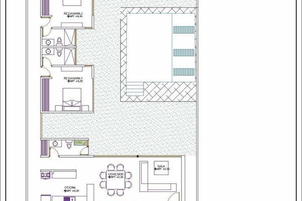 Foto de casa en venta en  , san diego, cuncunul, yucatán, 2633741 No. 04