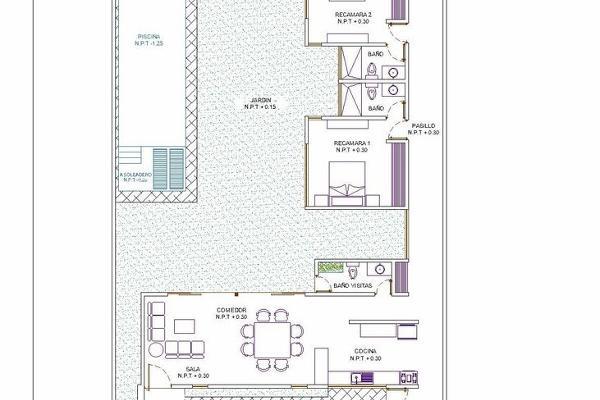 Foto de casa en venta en  , san diego, cuncunul, yucatán, 2633741 No. 05