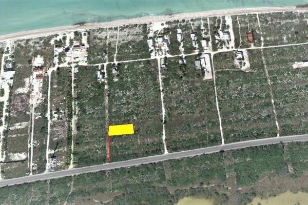 Foto de terreno habitacional en venta en  , san diego, dzemul, yucatán, 14038569 No. 02