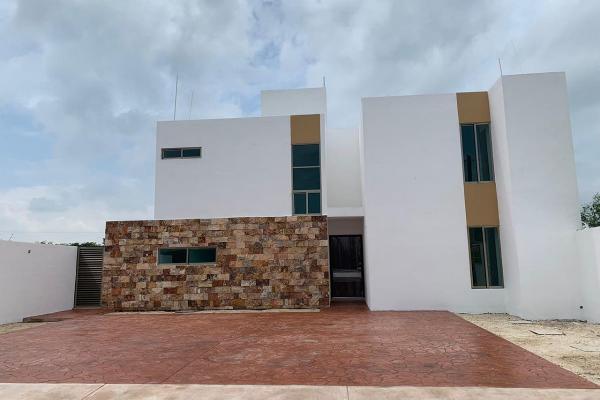 Foto de casa en venta en  , san diego, dzemul, yucatán, 9255095 No. 01