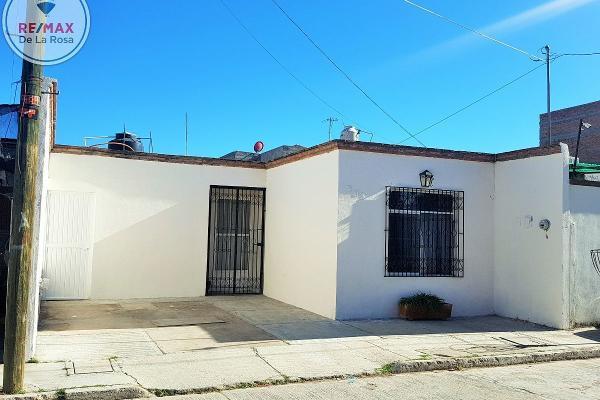 Foto de casa en venta en san diego , rancho california, durango, durango, 12276102 No. 01