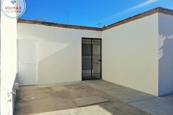 Foto de casa en venta en san diego , rancho california, durango, durango, 12276102 No. 12