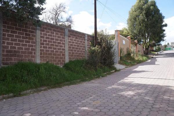 Foto de terreno habitacional en venta en  , san esteban tizatlan, tlaxcala, tlaxcala, 8054058 No. 02