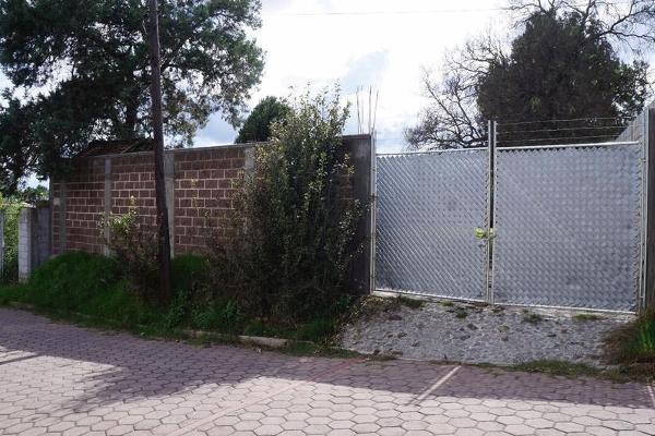 Foto de terreno habitacional en venta en  , san esteban tizatlan, tlaxcala, tlaxcala, 8054058 No. 04