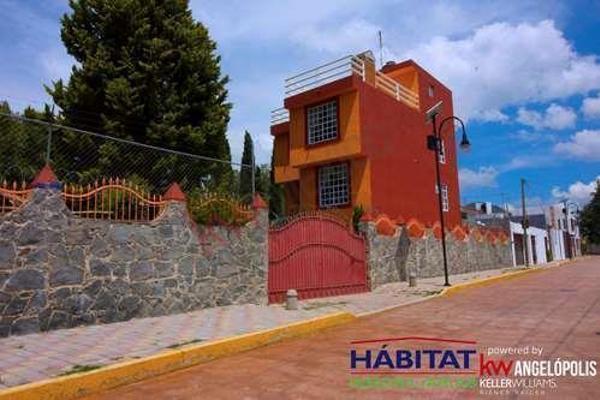 Foto de casa en venta en  , san esteban tizatlan, tlaxcala, tlaxcala, 8851322 No. 01