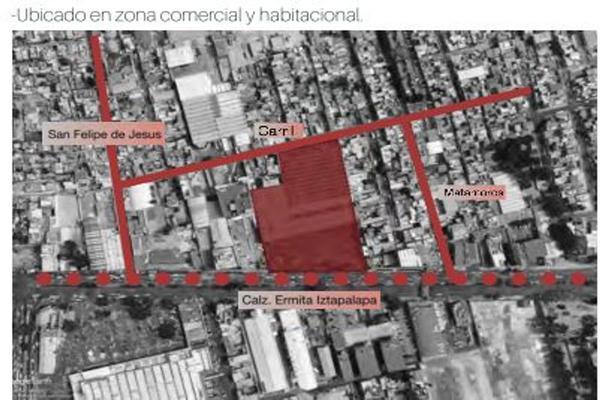 Foto de bodega en renta en san felipe terremotes , san miguel, iztapalapa, df / cdmx, 0 No. 02