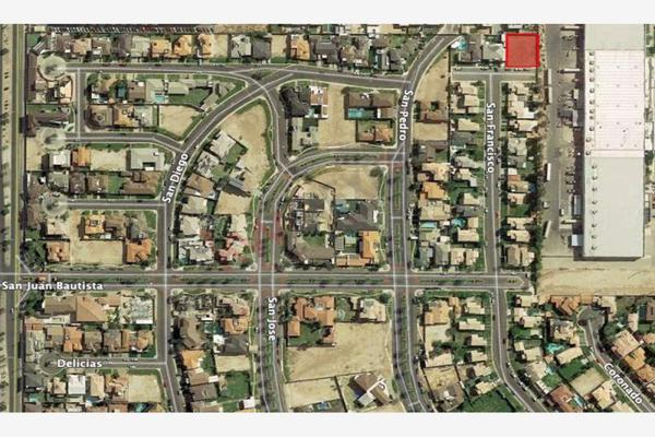 Foto de terreno habitacional en venta en san francisco 110, san pedro residencial, mexicali, baja california, 19554644 No. 02