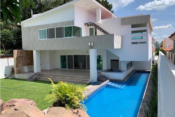 Foto de casa en venta en  , santo tomás, atlatlahucan, morelos, 5618533 No. 01