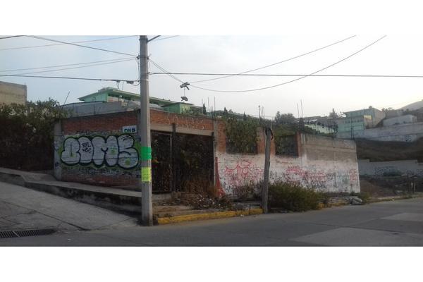 Foto de terreno habitacional en venta en  , san francisco chilpan, tultitlán, méxico, 12406588 No. 01