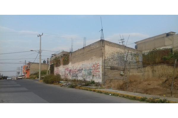 Foto de terreno habitacional en venta en  , san francisco chilpan, tultitlán, méxico, 12406588 No. 03