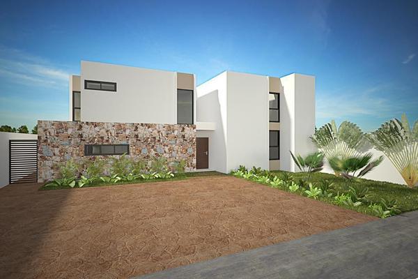 Foto de casa en venta en  , san francisco de asís, conkal, yucatán, 10142798 No. 01
