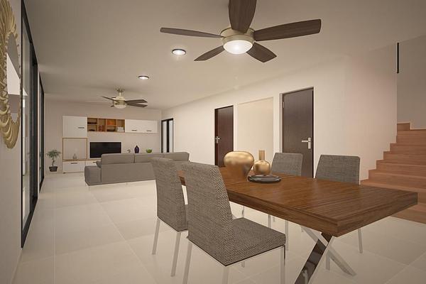 Foto de casa en venta en  , san francisco de asís, conkal, yucatán, 10142798 No. 02