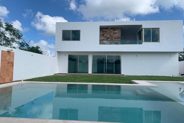 Foto de casa en venta en  , san francisco de asís, conkal, yucatán, 10142798 No. 13