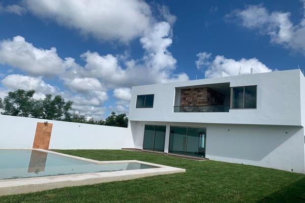 Foto de casa en venta en  , san francisco de asís, conkal, yucatán, 10142798 No. 14
