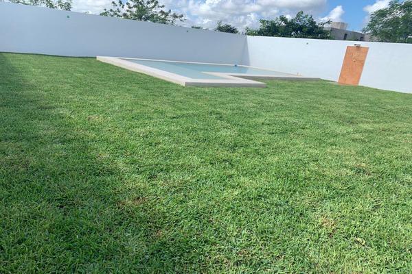 Foto de casa en venta en  , san francisco de asís, conkal, yucatán, 10142798 No. 17