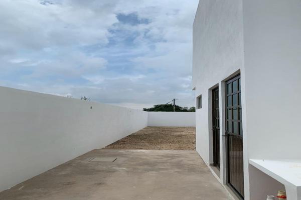 Foto de casa en venta en  , san francisco de asís, conkal, yucatán, 10142798 No. 18