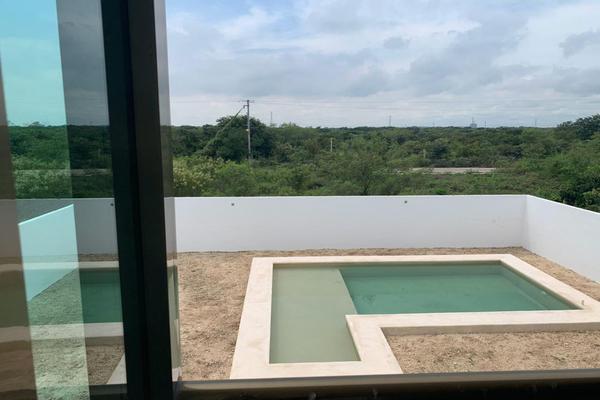Foto de casa en venta en  , san francisco de asís, conkal, yucatán, 10142798 No. 19