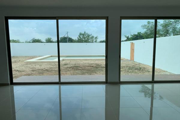 Foto de casa en venta en  , san francisco de asís, conkal, yucatán, 10142798 No. 20