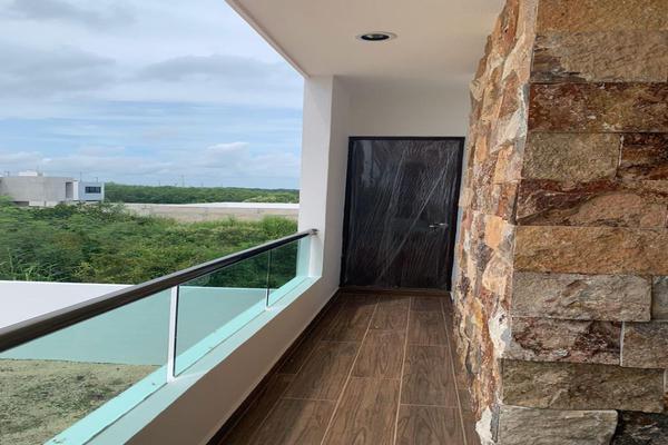 Foto de casa en venta en  , san francisco de asís, conkal, yucatán, 10142798 No. 24