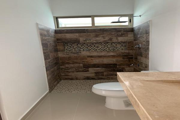 Foto de casa en venta en  , san francisco de asís, conkal, yucatán, 10142798 No. 33