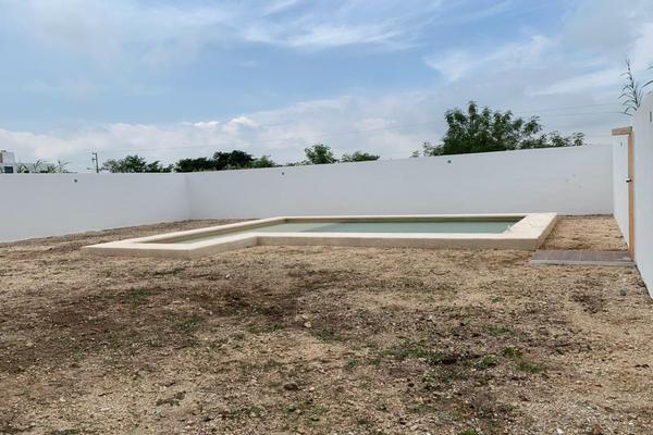 Foto de casa en venta en  , san francisco de asís, conkal, yucatán, 10142798 No. 35
