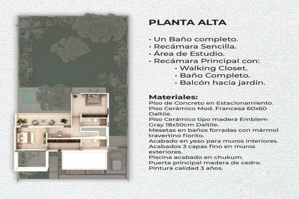 Foto de casa en venta en  , san francisco de asís, conkal, yucatán, 15230004 No. 06