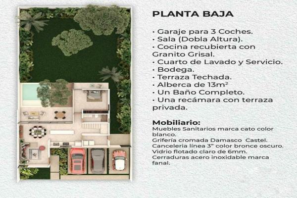 Foto de casa en venta en  , san francisco de asís, conkal, yucatán, 15230004 No. 07