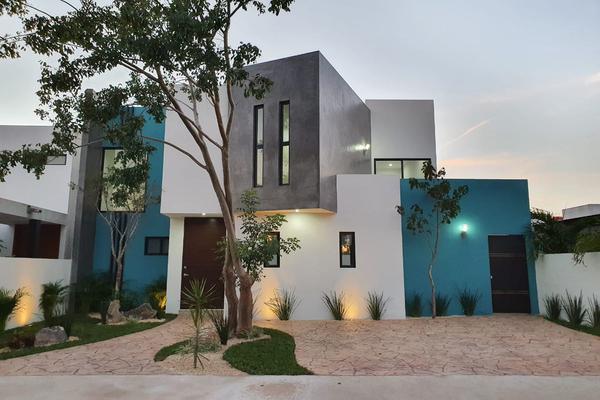 Foto de casa en venta en  , san francisco de asís, conkal, yucatán, 15230320 No. 01