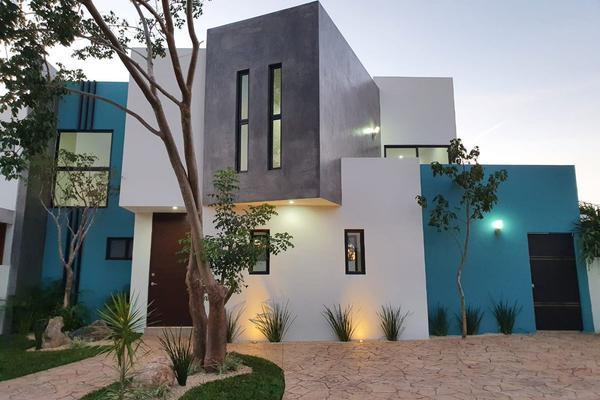 Foto de casa en venta en  , san francisco de asís, conkal, yucatán, 15230320 No. 02