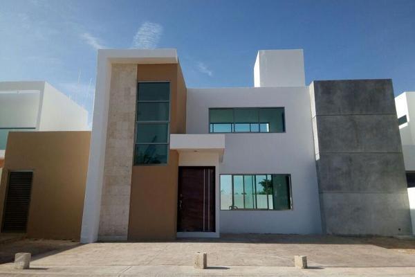 Foto de casa en venta en  , san francisco de asís, conkal, yucatán, 7953051 No. 01