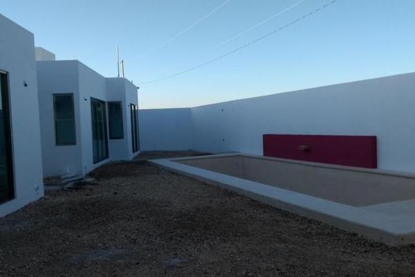 Foto de casa en venta en  , san francisco de asís, conkal, yucatán, 7953051 No. 15
