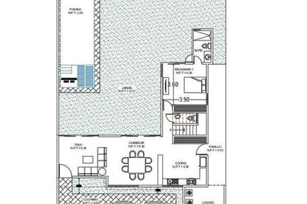 Foto de casa en venta en  , san francisco de asís, conkal, yucatán, 7953051 No. 31