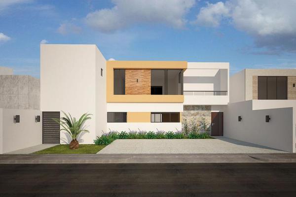 Foto de casa en venta en  , san francisco de asís, conkal, yucatán, 8098815 No. 01