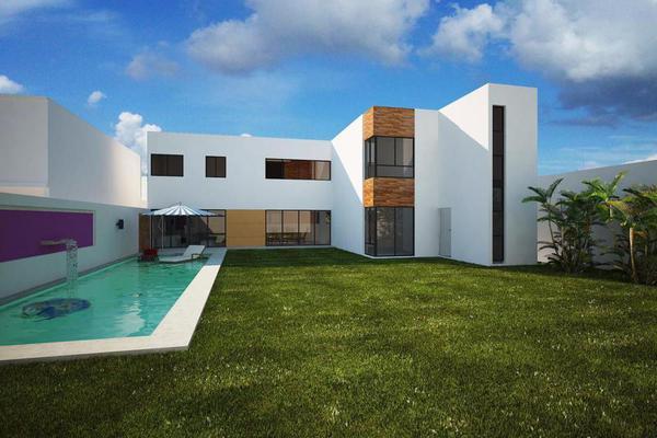 Foto de casa en venta en  , san francisco de asís, conkal, yucatán, 8098815 No. 02