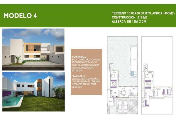Foto de casa en venta en  , san francisco de asís, conkal, yucatán, 8098815 No. 05