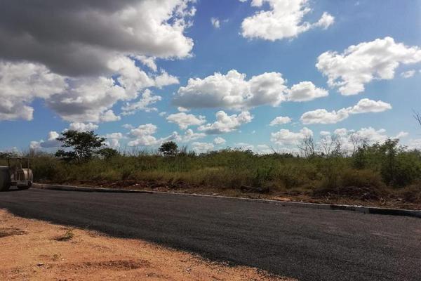 Foto de terreno habitacional en venta en  , san francisco de asís, conkal, yucatán, 8422967 No. 05