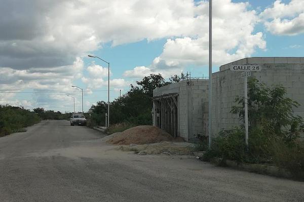 Foto de terreno habitacional en venta en  , san francisco de asís, conkal, yucatán, 8422967 No. 06