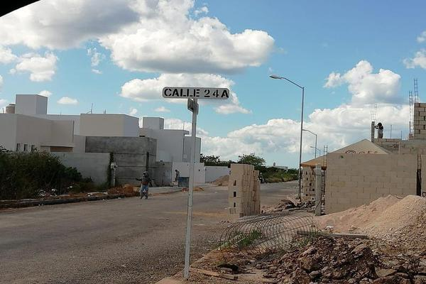 Foto de terreno habitacional en venta en  , san francisco de asís, conkal, yucatán, 8422967 No. 07