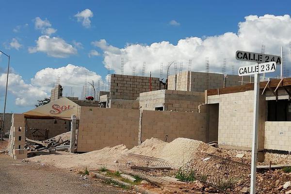 Foto de terreno habitacional en venta en  , san francisco de asís, conkal, yucatán, 8422967 No. 08