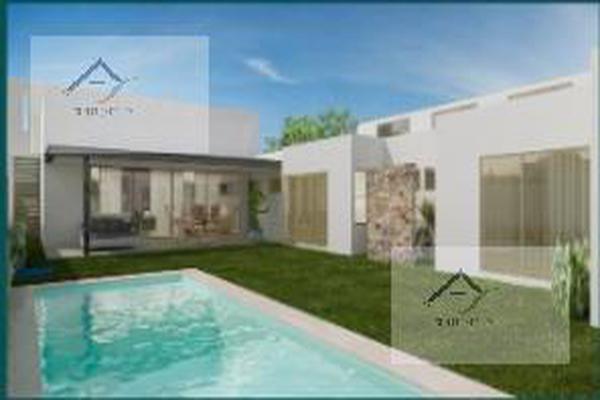 Foto de casa en venta en  , san francisco de asís, conkal, yucatán, 8883892 No. 02