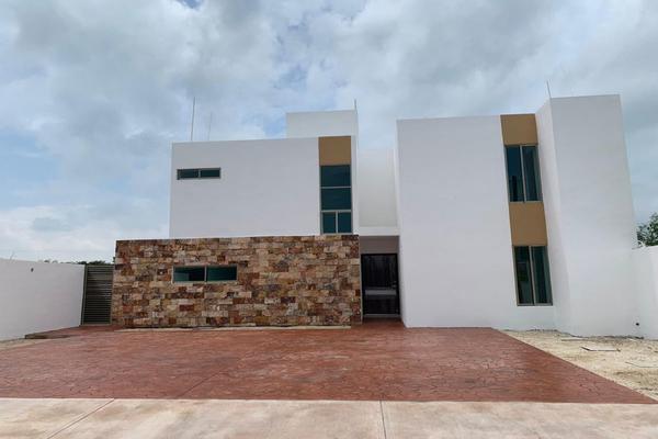 Foto de casa en venta en  , san francisco de asís, conkal, yucatán, 9255095 No. 01