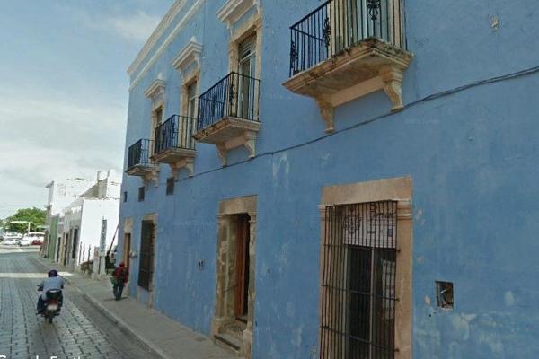 Foto de edificio en venta en  , san francisco de campeche  centro., campeche, campeche, 14038517 No. 01