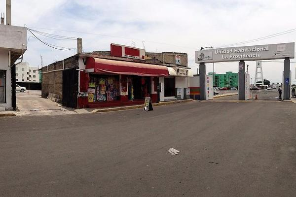 Foto de terreno habitacional en venta en  , san francisco, metepec, méxico, 8883264 No. 01