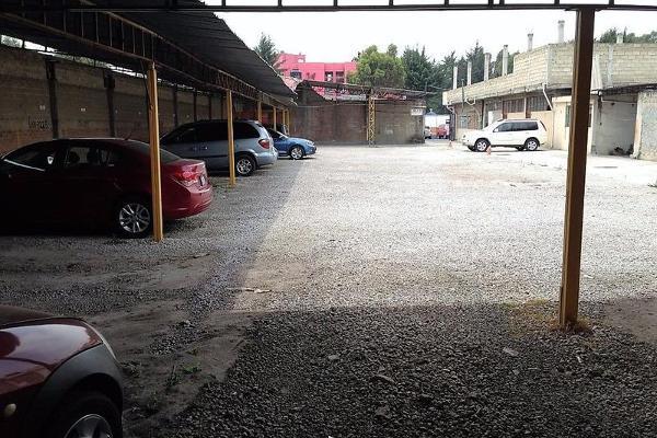 Foto de terreno habitacional en venta en  , san francisco, metepec, méxico, 8883264 No. 04