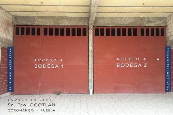 Foto de bodega en venta en  , san francisco ocotlán, coronango, puebla, 16973221 No. 02