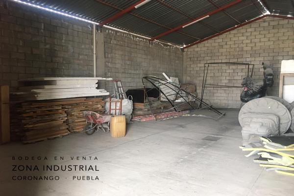 Foto de bodega en venta en  , san francisco ocotlán, coronango, puebla, 16973221 No. 04