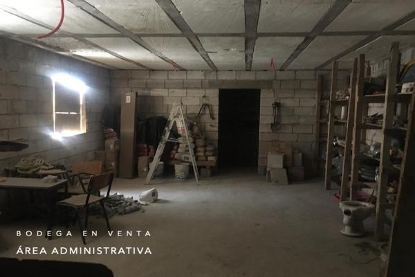 Foto de bodega en venta en  , san francisco ocotlán, coronango, puebla, 16973221 No. 06