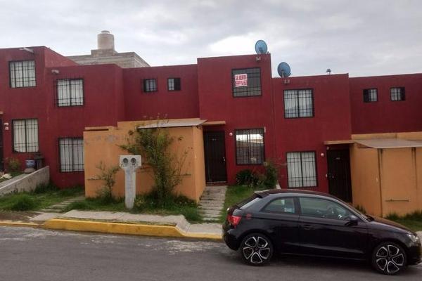 Foto de casa en venta en  , san francisco tlalcilalcalpan, almoloya de juárez, méxico, 7913635 No. 01