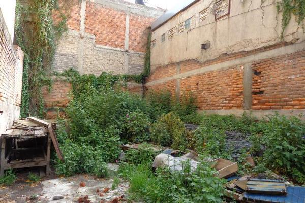 Foto de terreno habitacional en venta en  , san francisco xicaltongo, iztacalco, distrito federal, 5667647 No. 01