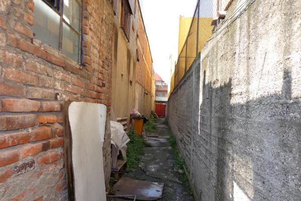 Foto de terreno habitacional en venta en  , san francisco xicaltongo, iztacalco, distrito federal, 5667647 No. 04